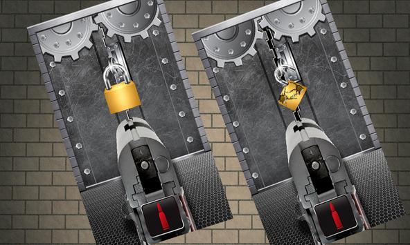 Pistol Screen Lock Ultimate screenshot 1