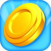 Merge Coins icon