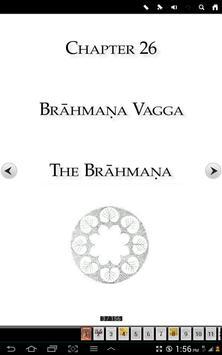 English Dhammapada Chapter 26 apk screenshot