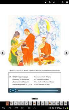 English Dhammapada Chapter 13 apk screenshot