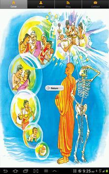 English Dhammapada Chapter 13 poster