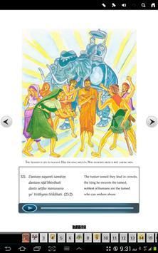English Dhammapada Chapter 23 screenshot 4