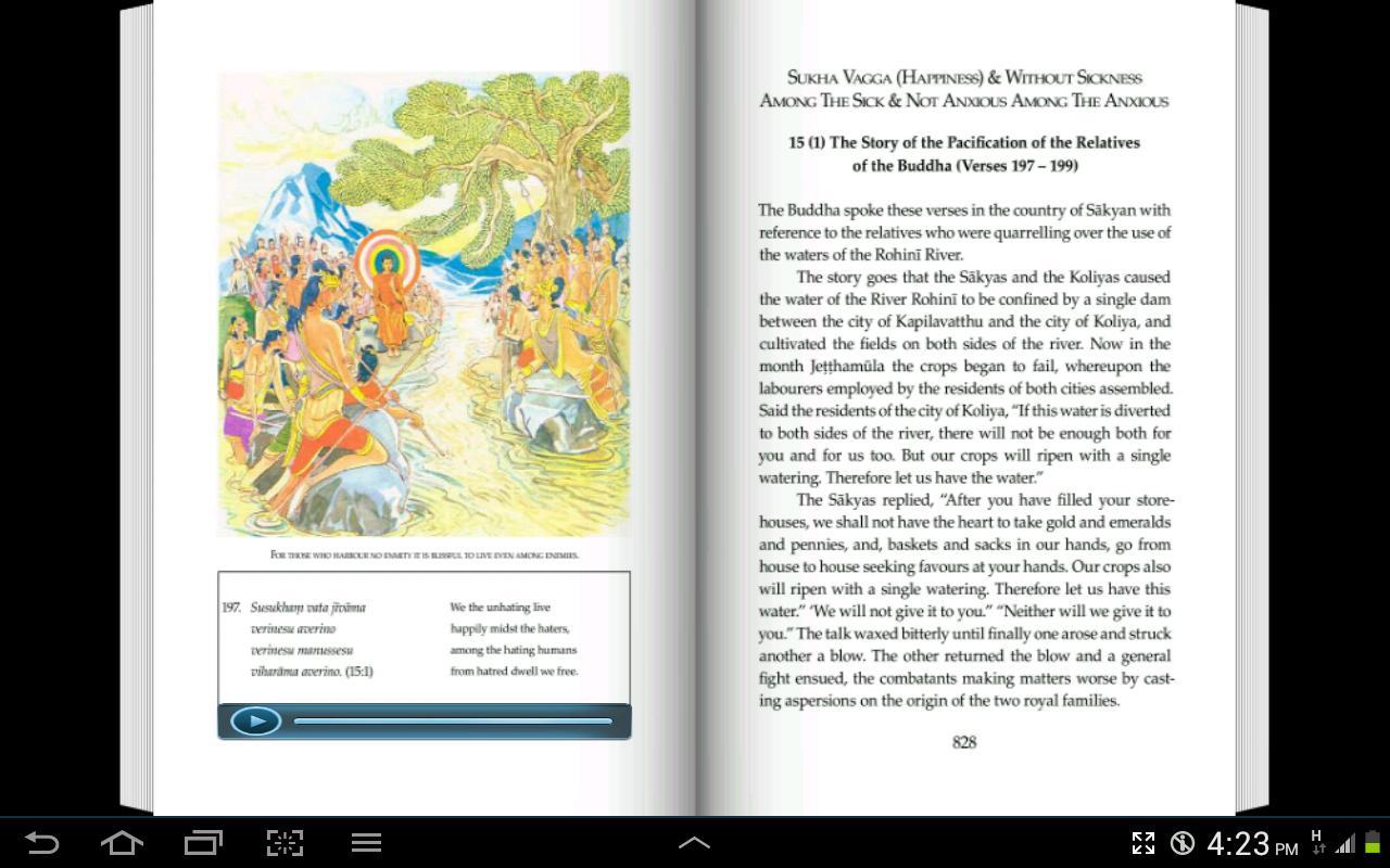 English Dhammapada Chapter 15 poster