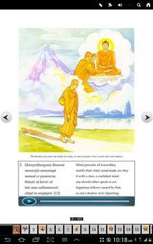 English Dhammapada Chapter 01 apk screenshot