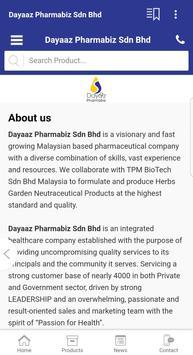 Dayaaz Pharmabiz screenshot 3