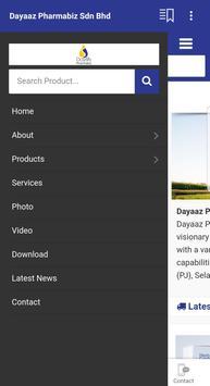 Dayaaz Pharmabiz screenshot 2