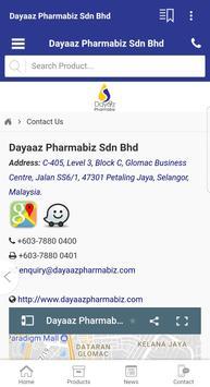 Dayaaz Pharmabiz screenshot 5