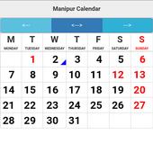 Manipur Calendar icon