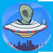 Falling Alien icon