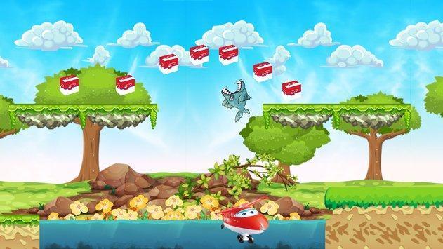 Harika Kanatlar Jet Mücadeele apk screenshot