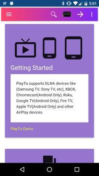 PlayTo Samsung TV poster