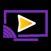 PlayTo Roku icon