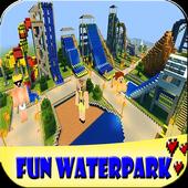 Aqua Fun Waterpark Guide MCPE icon