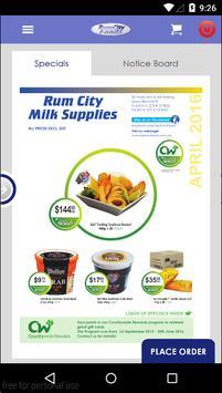 Rum City Foods apk screenshot