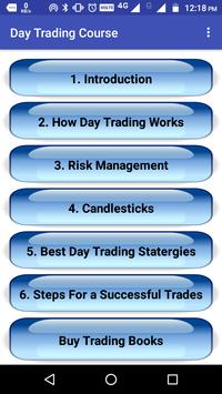 Day Trading Course poster