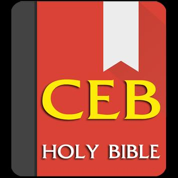 Common English Bible Free Download. CEB Offline poster
