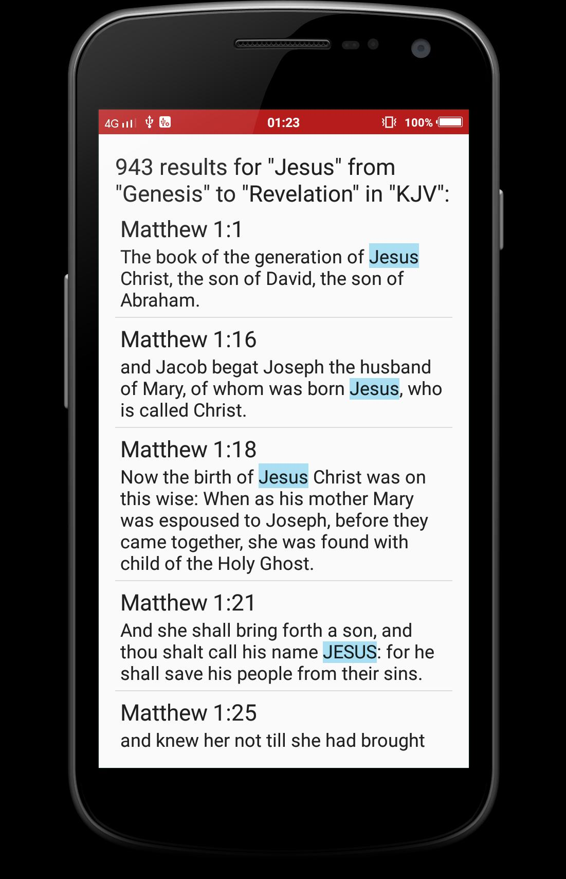 download free offline amplified bible for android