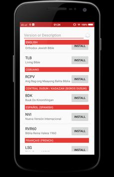 Easy to Read Bible Free Download - ERV Offline screenshot 5