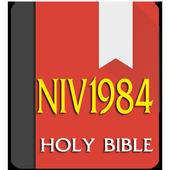 New International Bible Free Download - NIV84 icon