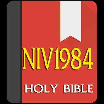 New International Bible Free Download - NIV84 poster