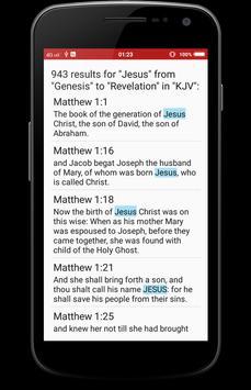 Reina Valera 1995 Bible Free Download - RV95 screenshot 14