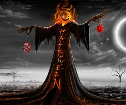 Halloween Theme Wallpaper apk screenshot