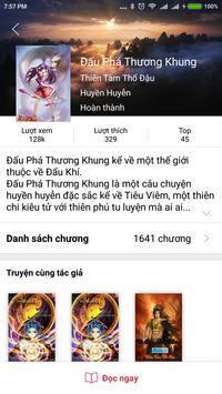 Dau pha thuong khung Truyen poster