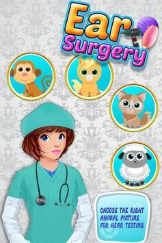 Ear Surgery Simulator Clinic screenshot 3