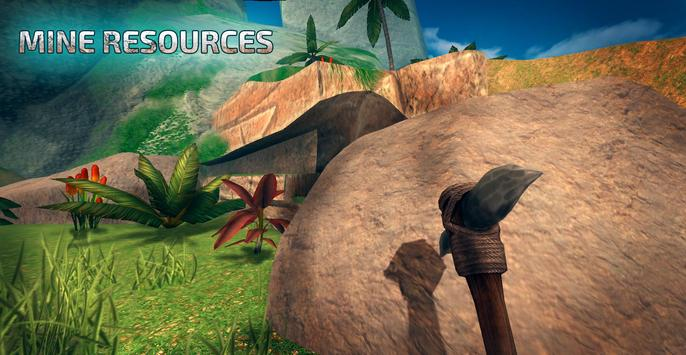 ARK Survival Island Evolve 3d apk screenshot