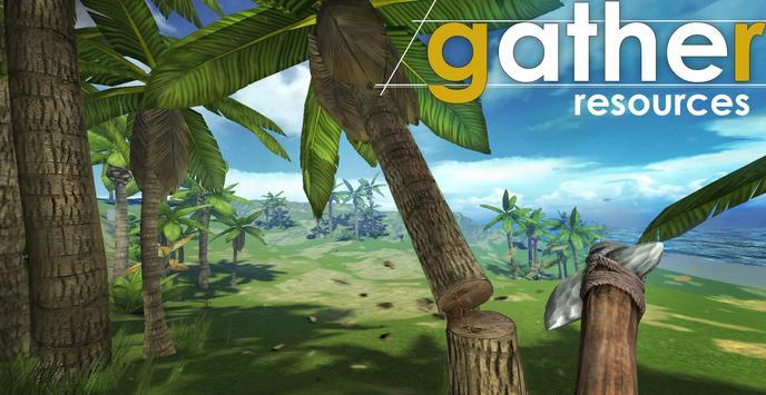Survival Island: Evolve – Survivor building home apk screenshot