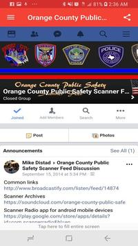 Orange County Public Safety Radio screenshot 3