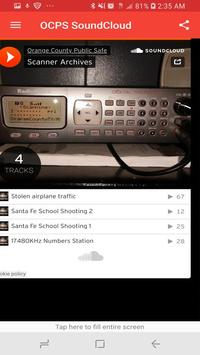 Orange County Public Safety Radio screenshot 2