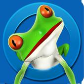 Crunch!Crunch! Frog icon