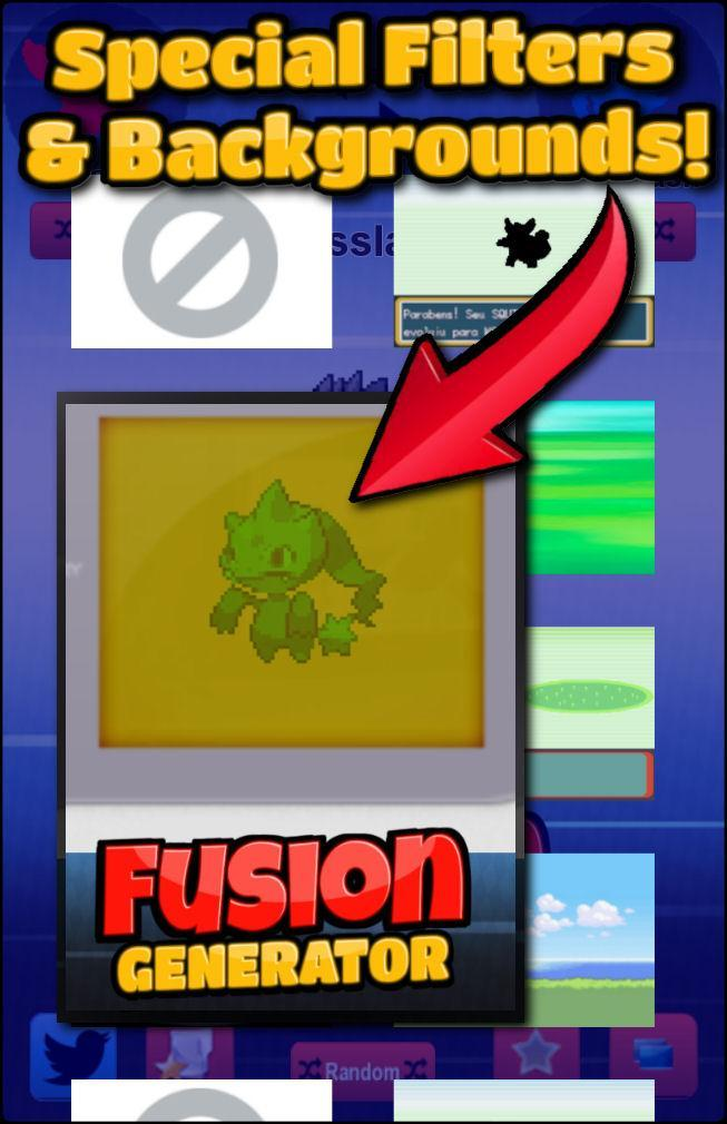 Fusion Generator for Pokemon for Android - APK Download