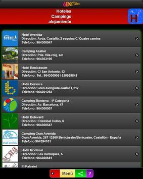 dBenicassim + apk screenshot
