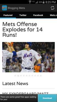 Blogging Mets (Mets News Hub) poster
