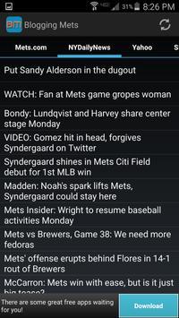 Blogging Mets (Mets News Hub) apk screenshot
