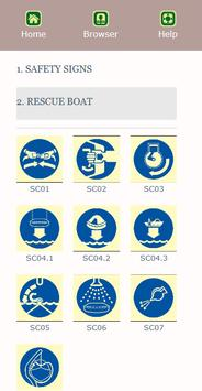 Marine Safety Signs 스크린샷 3