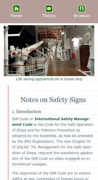 Marine Safety Signs 스크린샷 7