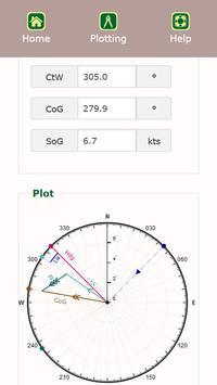 Navigation Calculator capture d'écran 2