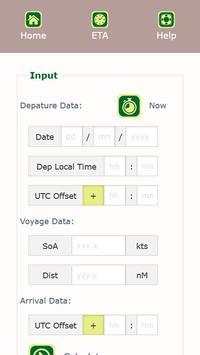 Navigation Calculator capture d'écran 6