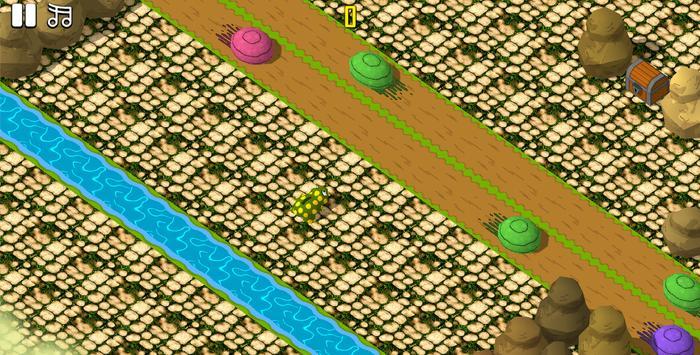 Cross the Road 3D apk screenshot