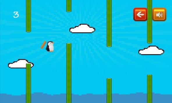 Jet Penguin apk screenshot