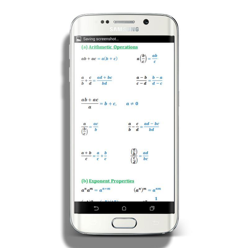 Semua Matematika Rumus Apk Download Gratis Pendidikan Apl Untuk Android Apkpure Com