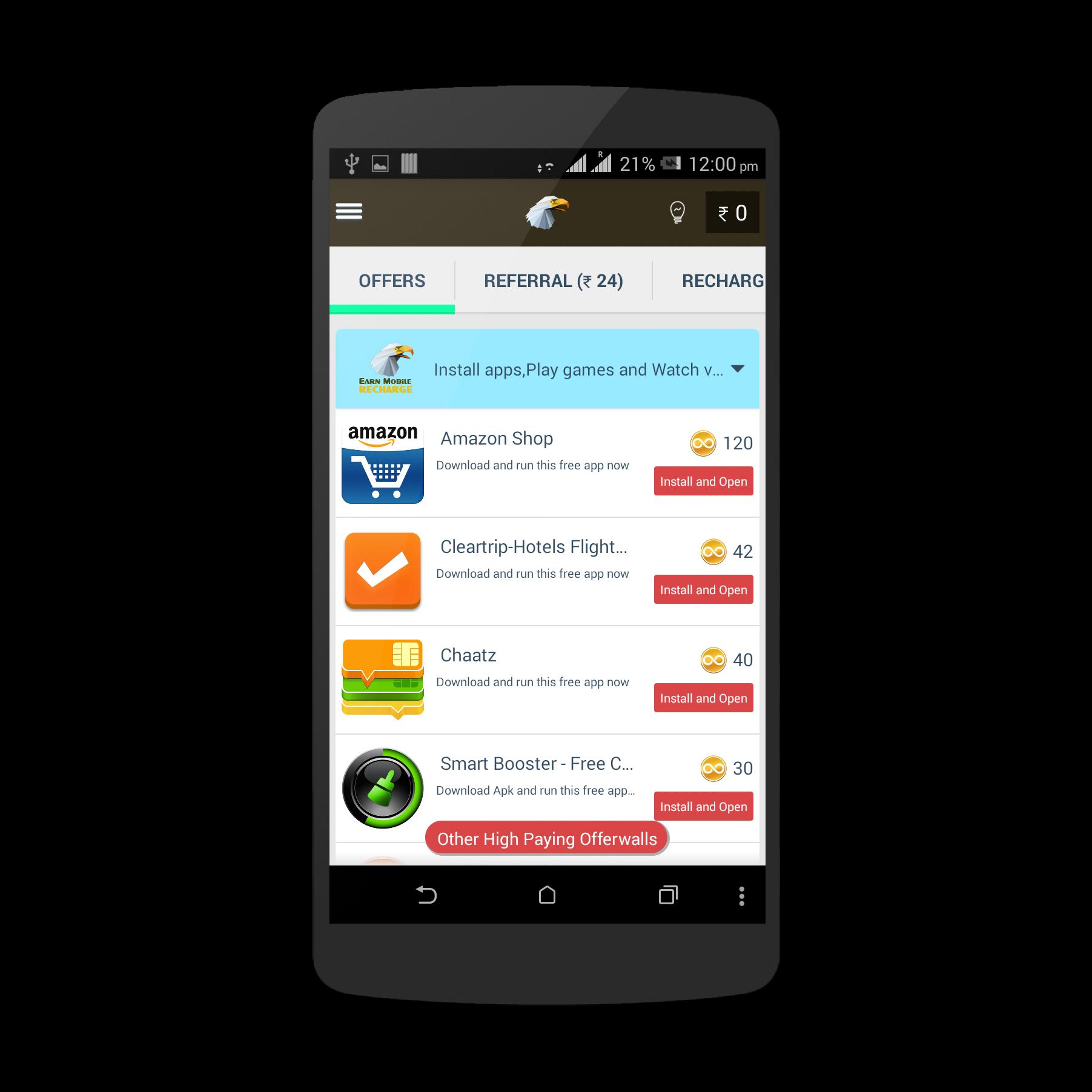 Earn Free Talktime For Android Apk Download