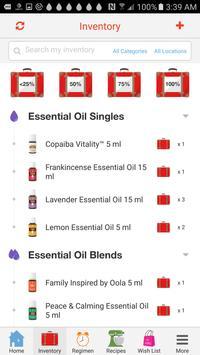 Oily Manager apk screenshot