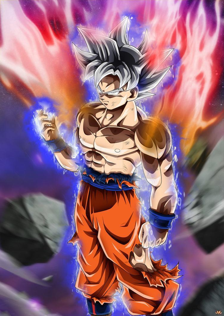 Goku Mastered ultra instinct HD Wallpaper for Android ...