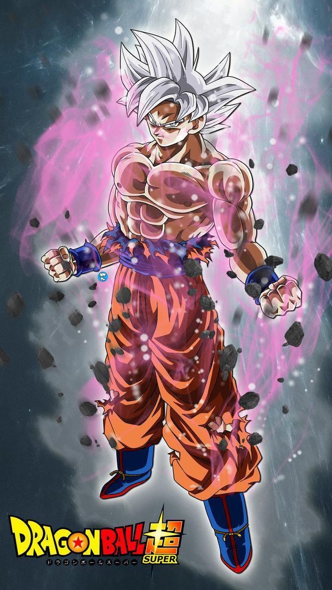Goku Mastered Ultra Instinct Hd Wallpaper For Android Apk