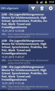 German Eduserver (DBS) apk screenshot