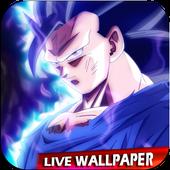 Fanart DBS and Dragon Z Live Wallpaper icon